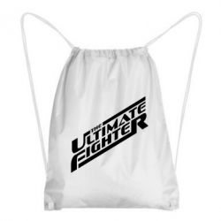 Рюкзак-мешок The Ultimate Fighter 2 - FatLine