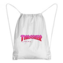 Рюкзак-мешок Thrasher Pink - FatLine