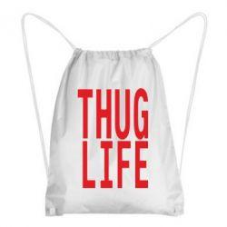 Рюкзак-мішок thug life - FatLine