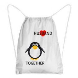 Рюкзак-мешок Together forever2