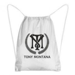 Рюкзак-мішок Tony Montana Logo