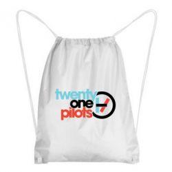 Рюкзак-мішок Twenty One Pilots Logo