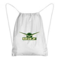 Рюкзак-мешок UAZ Лого - FatLine