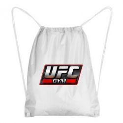 Рюкзак-мешок UFC GyM - FatLine