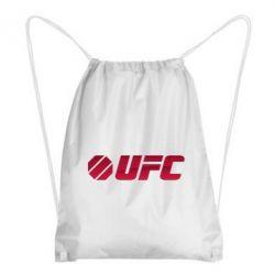Рюкзак-мешок UFC Main Logo - FatLine
