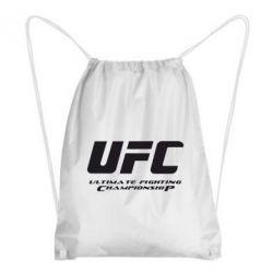 Рюкзак-мешок UFC - FatLine