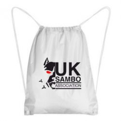 Рюкзак-мешок UK Sambo Association - FatLine
