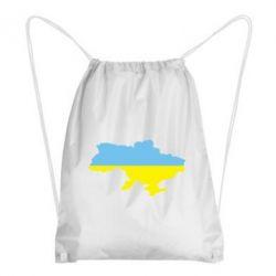 Рюкзак-мешок Украина - FatLine