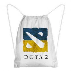 Рюкзак-мешок Ukraine Dota Team - FatLine