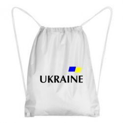 Рюкзак-мешок UKRAINE FLAG - FatLine