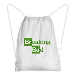Рюкзак-мешок Во все тяжкие (Breaking Bad) - FatLine