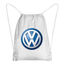 Рюкзак-мешок Volkswagen 3D Logo - FatLine