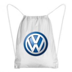 Рюкзак-мешок Volkswagen Small Logo - FatLine