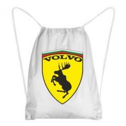 Рюкзак-мешок Volvo Logo - FatLine
