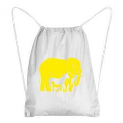 Рюкзак-мішок все в одному - FatLine