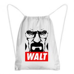 Рюкзак-мешок Walter White Obey - FatLine