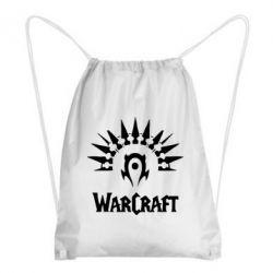 Рюкзак-мешок WarCraft Logo