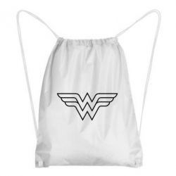 Рюкзак-мешок Wonder Woman Logo - FatLine