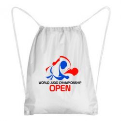 Рюкзак-мешок World Judo Championship Open