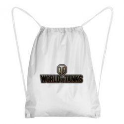 Рюкзак-мішок World Of Tanks Logo
