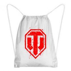 Рюкзак-мешок WOT Logo - FatLine