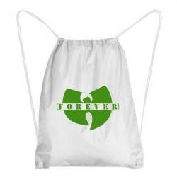 Рюкзак-мешок Wu-Tang forever - FatLine