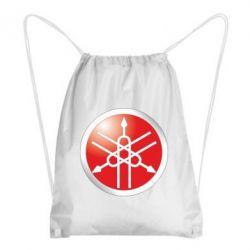 Рюкзак-мешок Yamaha Logo 3D - FatLine