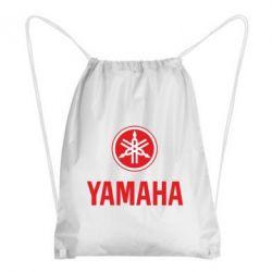 Рюкзак-мешок Yamaha Logo(R+W) - FatLine