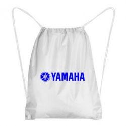 Рюкзак-мешок Yamaha Logo - FatLine