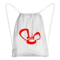 Рюкзак-мешок Злой мишка - FatLine