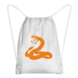 Рюкзак-мешок Змея - FatLine