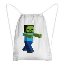 Рюкзак-мешок Зомби Minecraft - FatLine