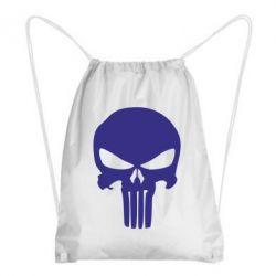 Рюкзак-мешок Зубастый череп - FatLine