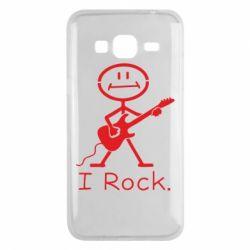 Чохол для Samsung J3 2016 З гітарою