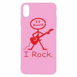 Чохол для iPhone Xs Max З гітарою