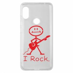 Чохол для Xiaomi Redmi Note Pro 6 З гітарою