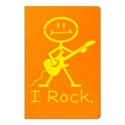 Блокнот А5 З гітарою