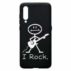 Чохол для Xiaomi Mi9 З гітарою