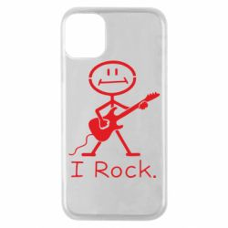 Чохол для iPhone 11 Pro З гітарою
