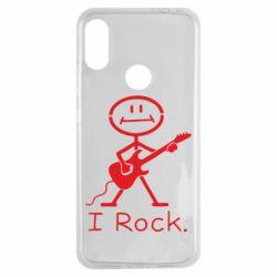 Чохол для Xiaomi Redmi Note 7 З гітарою
