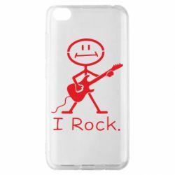 Чохол для Xiaomi Redmi Go З гітарою