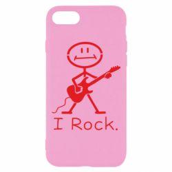 Чохол для iPhone 8 З гітарою