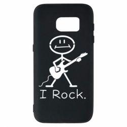 Чохол для Samsung S7 З гітарою