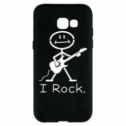 Чохол для Samsung A5 2017 З гітарою
