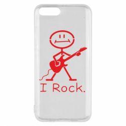 Чохол для Xiaomi Mi6 З гітарою