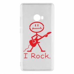 Чохол для Xiaomi Mi Note 2 З гітарою