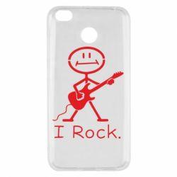 Чохол для Xiaomi Redmi 4x З гітарою