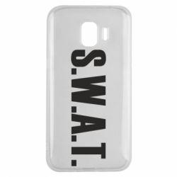 Чехол для Samsung J2 2018 S.W.A.T.