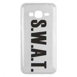 Чехол для Samsung J3 2016 S.W.A.T.