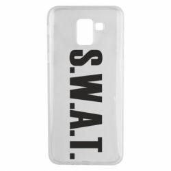 Чехол для Samsung J6 S.W.A.T.